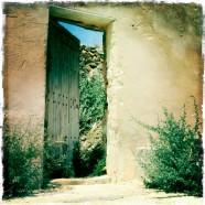 Geöffnete tür  Türen - Mein achtsames Ich | Mein achtsames Ich