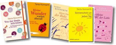 Tania Konnerth Bücher